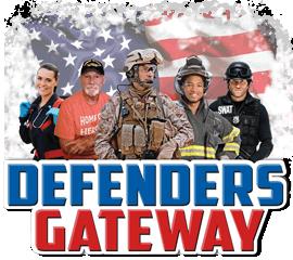 Defenders Gateway Logo